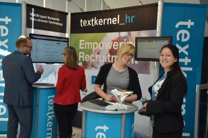 Textkernel bei der HR Tech Europe