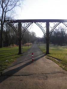 1 – Ingang park