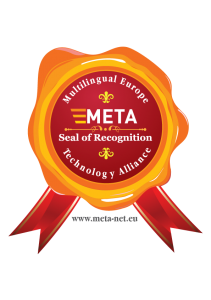 META Seal of recognition