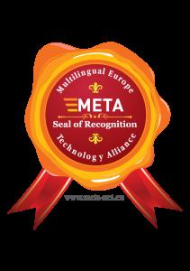 META Seal of recognition