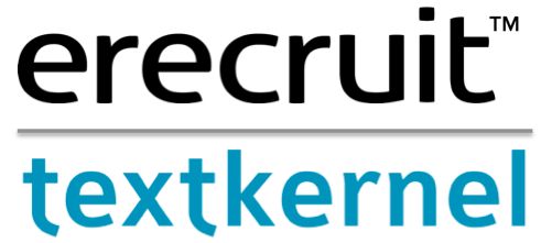 partnership erecruit and textkernel