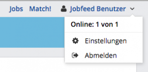 Jobfeed - DE