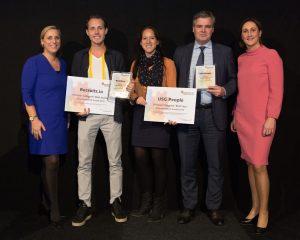 USG People en Textkernel winnaar Recruitment Tech Award