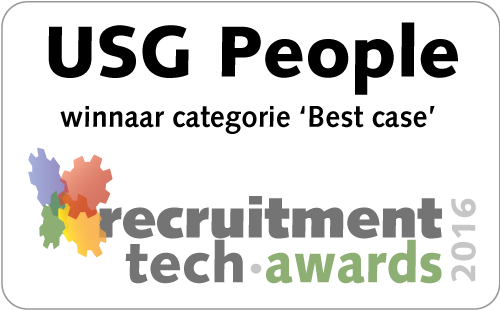 USG People and Textkernel win Recruitment Tech Award for Best Case