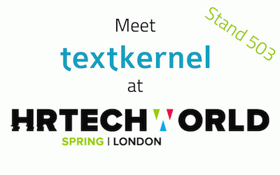 Meet Textkernel at HR Tech World in London